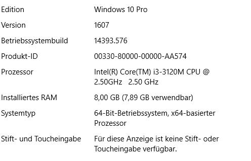 prozessoren vergleich laptop
