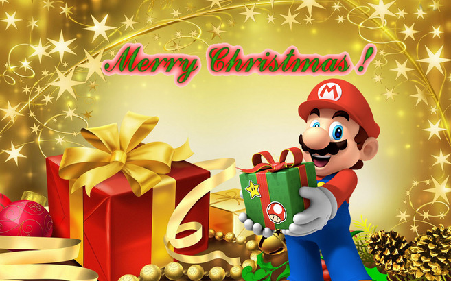 mario_christmas_wallpaper_by_marioiscool9-d6ustgf